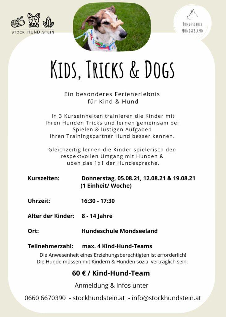 Kids, Tricks & Dogs